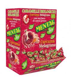 Bonbon Bio Curcuma & Grenade 750 gr