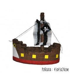 Piñata Bateau Pirate
