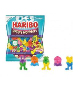 Sachet Haribo 220 gr Happy Monster x 24