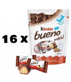 Kinder Mini Bueno 108 gr x 16 DDM 08/2020