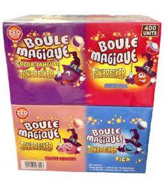 Boule Magique Pack 4 x 100 pcs