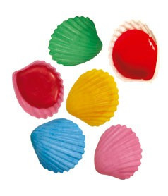 Roudoudou Shell x 150 pcs