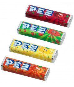 PEZ Recharge Fruit x 50 pièces