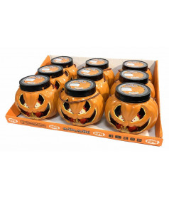 Halloween Citrouille Box Fini 9 x 200 gr