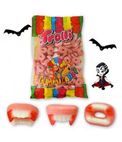 Dents de Dracula Trolli 1 kg