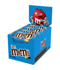 M&M'S Crispy 24 x 36 gr