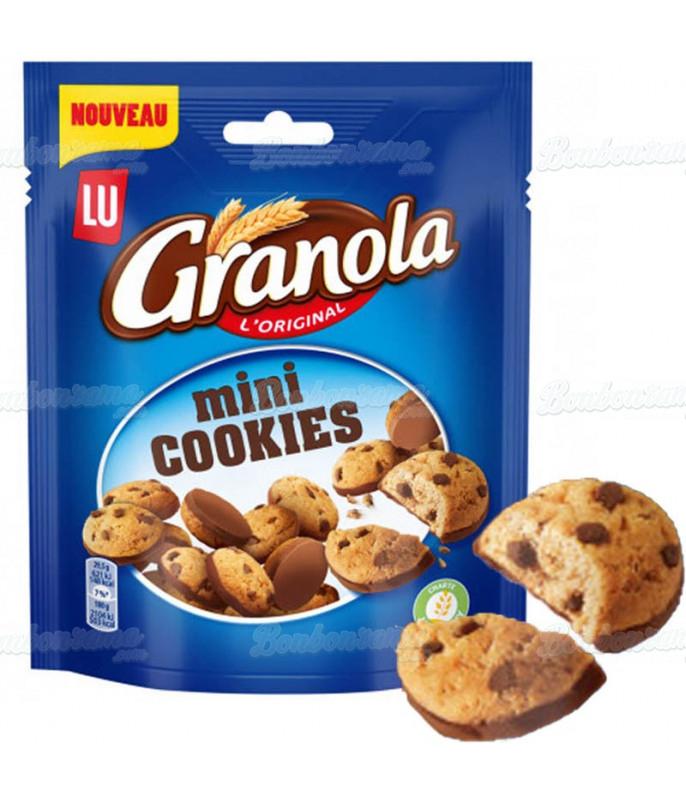 Granola Mini Cookies 8 x 110 gr