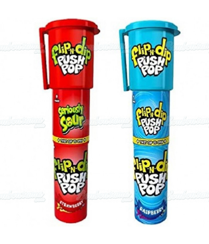 Push pop Flip n Dip 25 gr