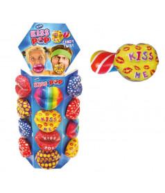Tétine B-Pop Mad Lips x 24 pcs