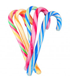 Candy Cane x 72 pcs
