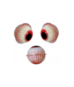 Glotzer Googly Eye Trolli x 60