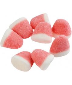 Strawberry Gummy Domes Trolli 1 kg