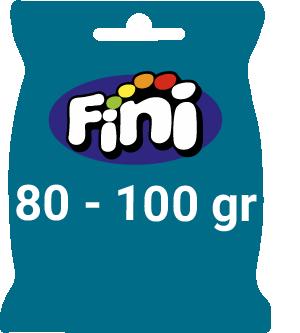Sachet Fini 80/100 gr